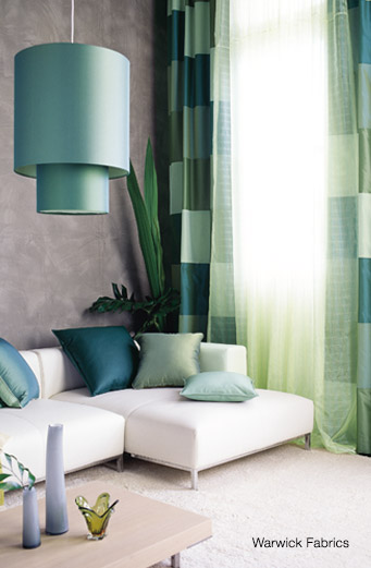 Warwick Curtains | Flexitrack Furnishings